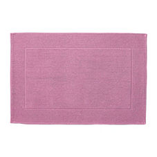 Textured Cotton Bath Mat – Juice