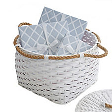 Rope Gift Basket – Girl