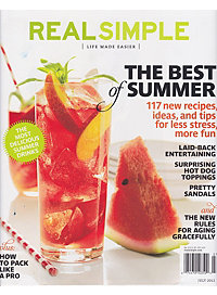 Real Simple – July 2012