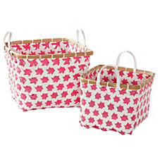 Mercado Baskets – Juice (Set of 2)