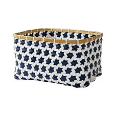 Mercado Basket – Navy (Extra Large)