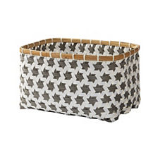 Mercado Basket – Pewter (Extra Large)
