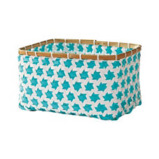 Mercado Basket – Aqua (Extra Large)