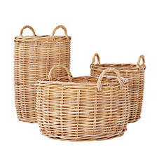 Kobu Baskets – Natural