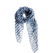 Lamu Scarf – River Blue