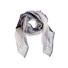 Lash Scarf – Pewter/Charcoal
