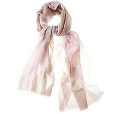 Criss-Cross Scarf – Blush