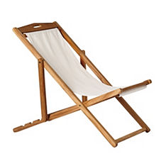 Montauk Sling Chair - Ivory