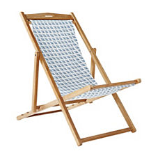 Captiva Sling Chair – Chambray