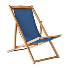 Sling Chair – Pacific Blue