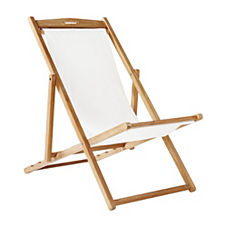 Sling Chair – White