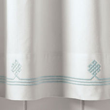 Aqua Gobi Shower Curtain