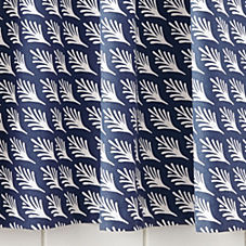 Captiva Shower Curtain – Navy