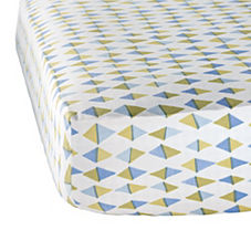 Sprout Kite Crib Sheet