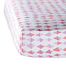 Punch Kite Crib Sheet