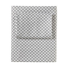 Cut Circle Sheet Set – Pewter
