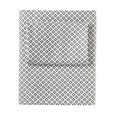 Cut Circle Sheet Set – Pewter