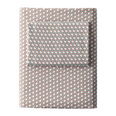 French Ring Sheet Set – Coral