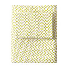 Cut Circle Sheet Set – Citrine