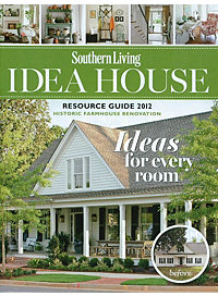 Southern Living Idea House Resource Guide – August 2012