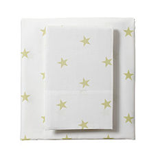 Sprout Star Sheet Set