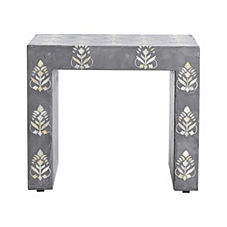 Adana Inlay Side Table