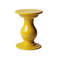 Nara Ceramic Table – Goldenrod