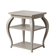 Vera Side Table - Grey