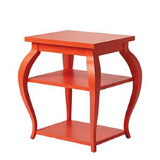 Vera Side Table - Poppy