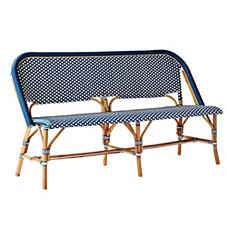 Riviera Bench – Navy