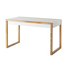 Lark Desk – White