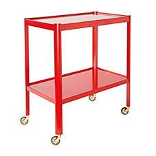 Manhattan Bar Cart – Red