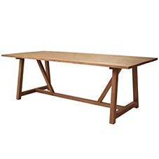 Teak Harvest Table