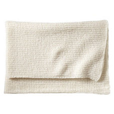 Mendocino Throw – Ivory