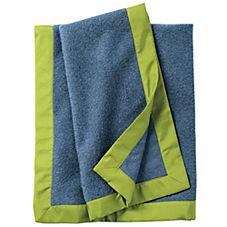 Fisher Baby Blanket – Indigo