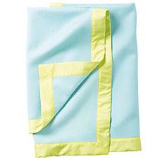 Fisher Baby Blanket – Aqua