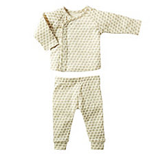 Mercer Layette Set – Mocha