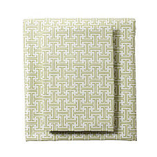Trellis Sheet Set – Grass