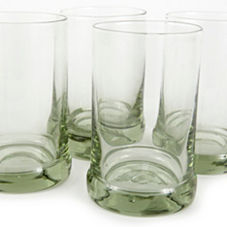 Swazi Glassware - Large Tumbler, Set of 4