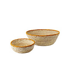Nantucket Bowls – Saffron (Set of 2)