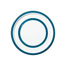 Milano Dinner Plate – Turquoise