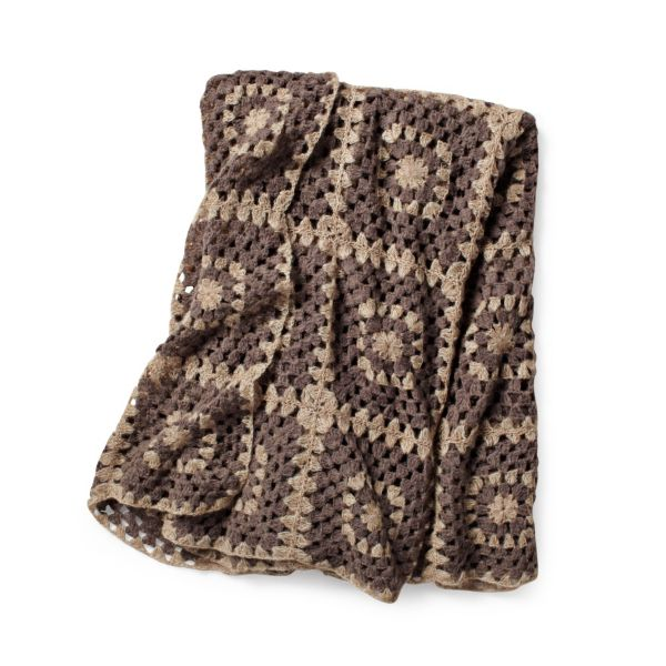 Serena and Lily: Afghan Alpaca Throw
