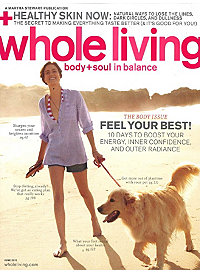 Whole Living - June 2011