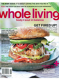 Whole Living – June 2012