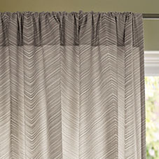 Bark Chevron Window Panel
