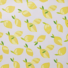 Lemons Wallpaper – Lilac