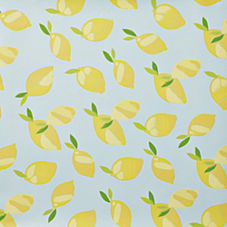 Lemons Wallpaper – Aqua