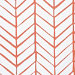 Feather Wallpaper Swatch – Coral