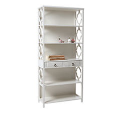 Hayworth Shelf  - Antique White