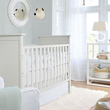 The All-White Nursery